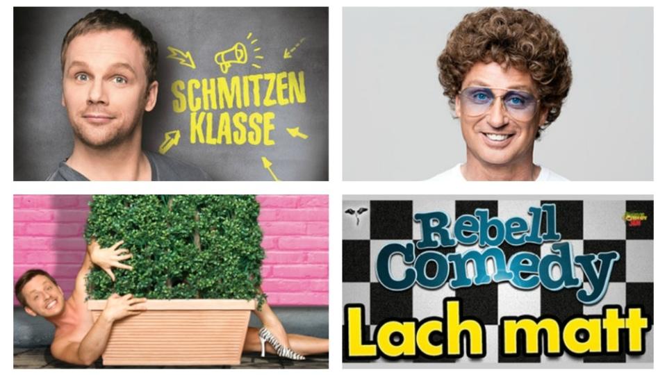 Unsere Comedy-Highlights – Wie witzig ist das denn?