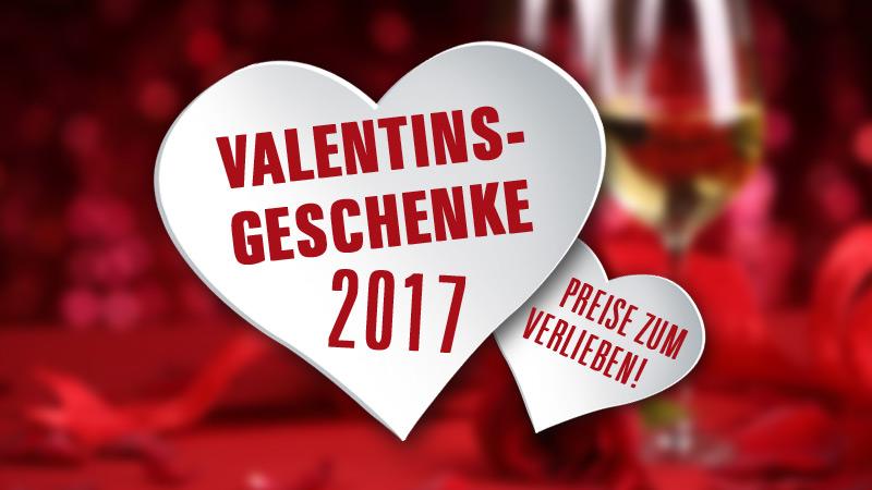 Valentinstag 2017 – schenkt euch Liebe!