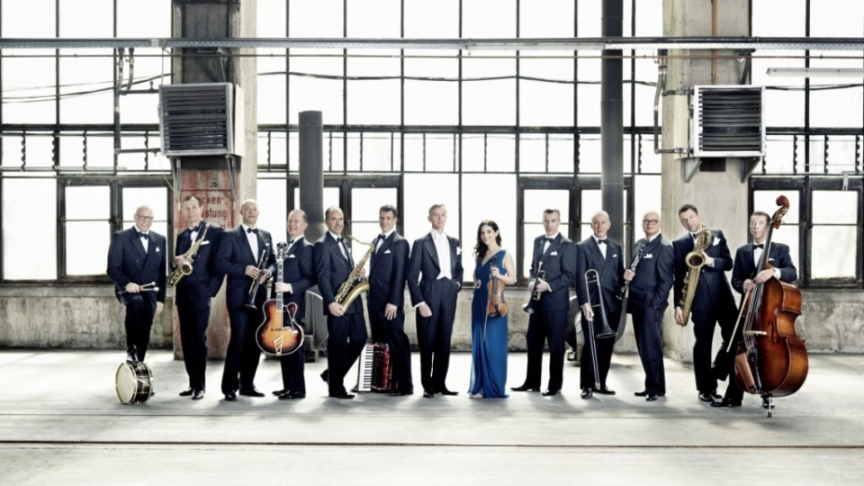 Max Raabe & Palast Orchester im Berliner Admiralspalast