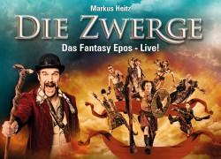 Hier Tickets sichern für DIE ZWERGE - LIVE am 15.04. im Capitol Theater Düsseldorf
