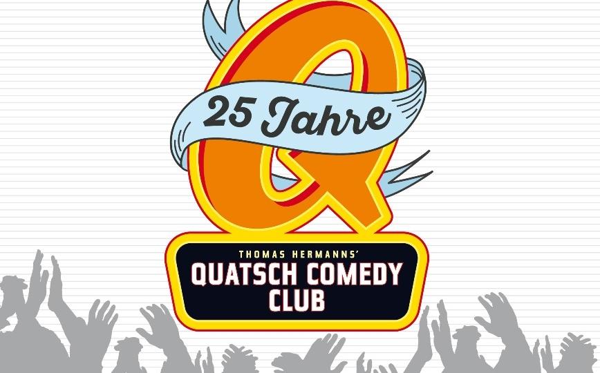 Quatsch Comedy Club – Die Live-Show in Düsseldorf!