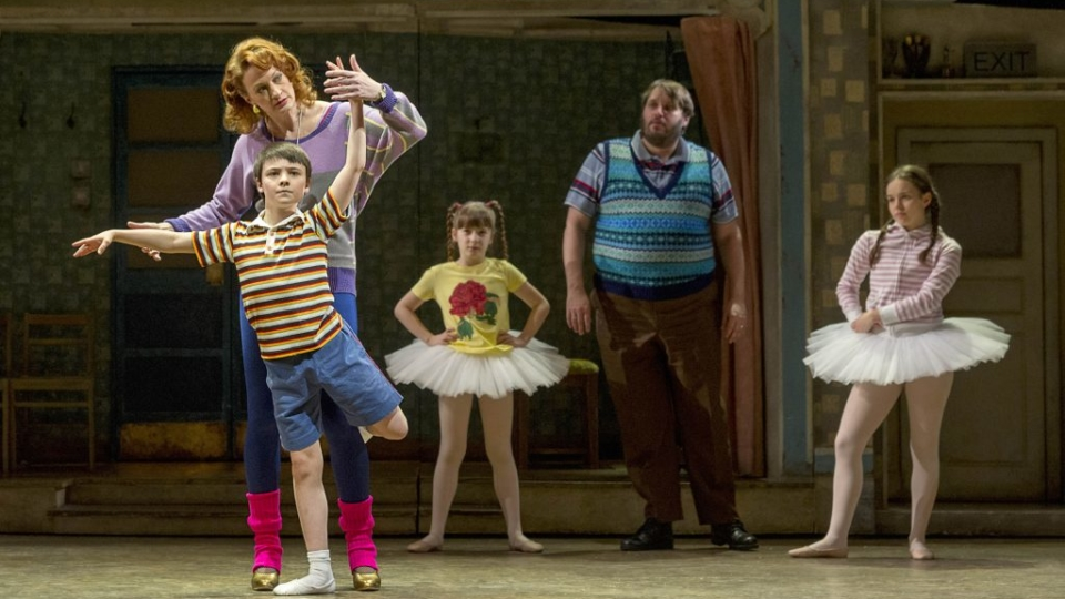 BILLY ELLIOT – THE MUSICAL in Zahlen und Fakten