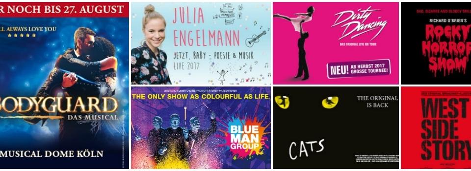 Es wird bunt: Neues Programm im Musical Dome Köln!