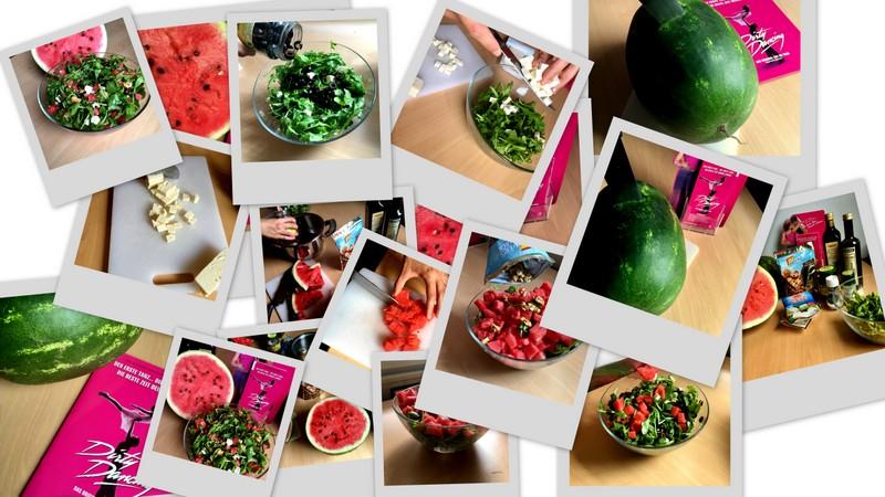 DIRTY DANCING – Wassermelonensalat