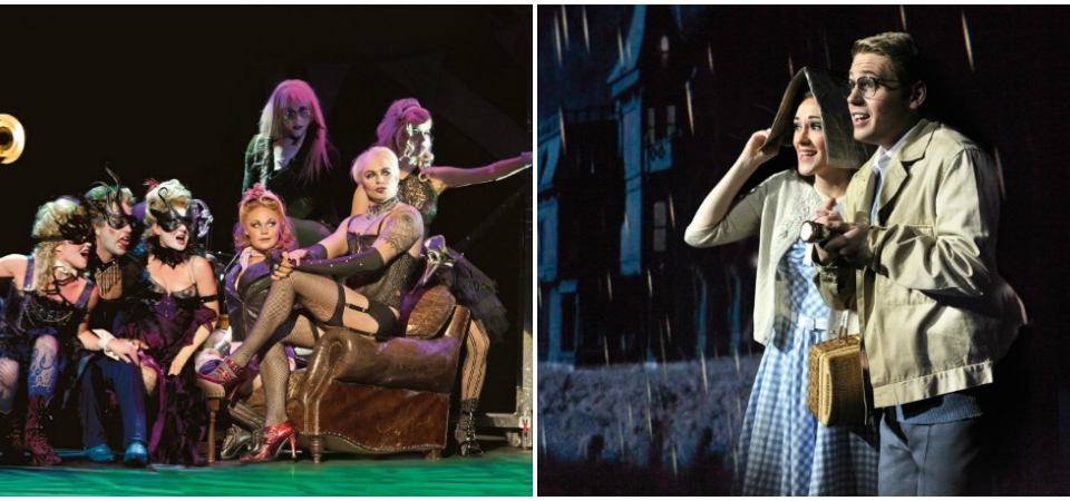 ROCKY HORROR SHOW: Tournee-Auftakt im Kölner Musical Dome