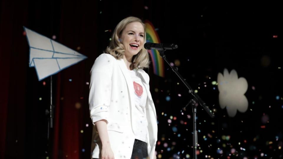 Deutschlands erfolgreichste Poetry-Slammerin im Kölner Musical Dome!