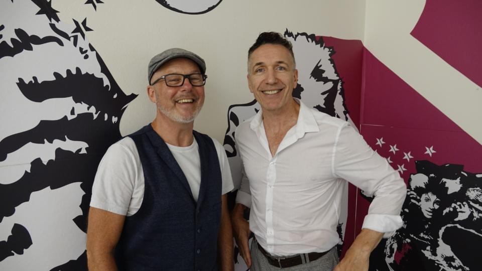 PODCAST: Alte STARLIGHT EXPRESS Geschichten – Paul Kribbe und Nigel Casey im Interview