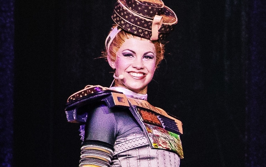Traumjob: STARLIGHT EXPRESS – Musicaldarstellerin Veronika Hammer im Interview