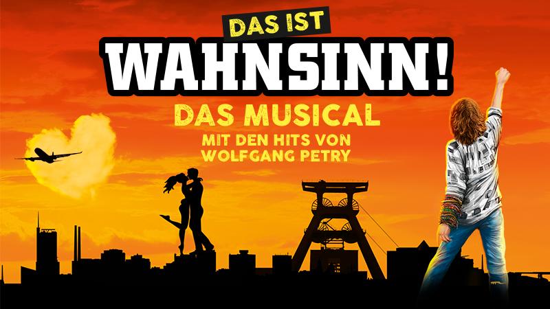 WAHNSINN! – Das Musical