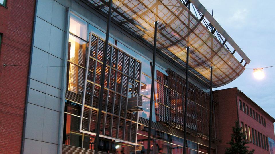 KulturKilometer Theater: Metropol Theater Bremen