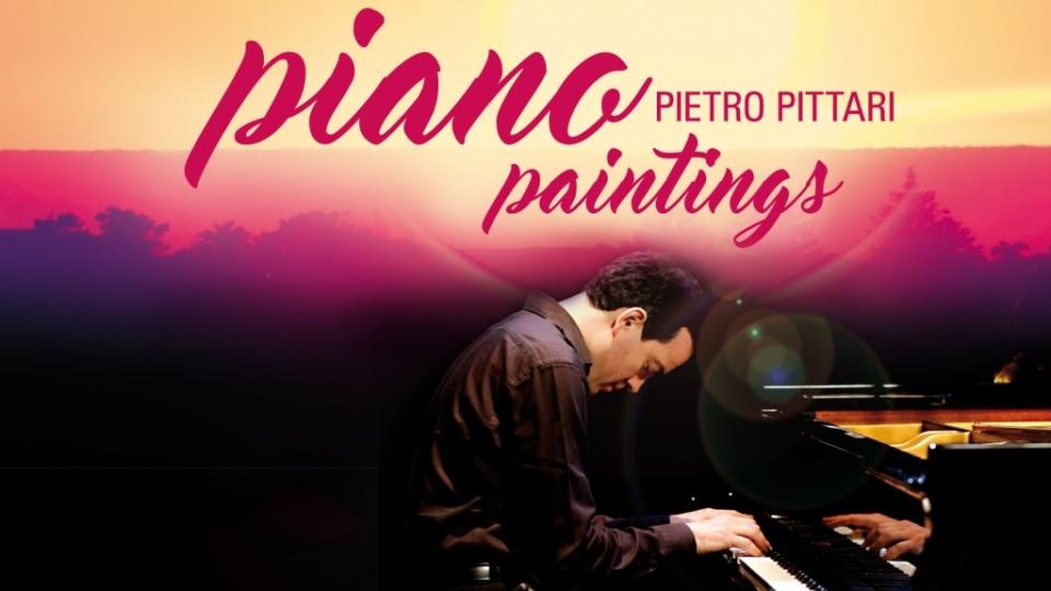 PIANO PAINTINGS – Pietro Pittari malt Bilder aus Musik