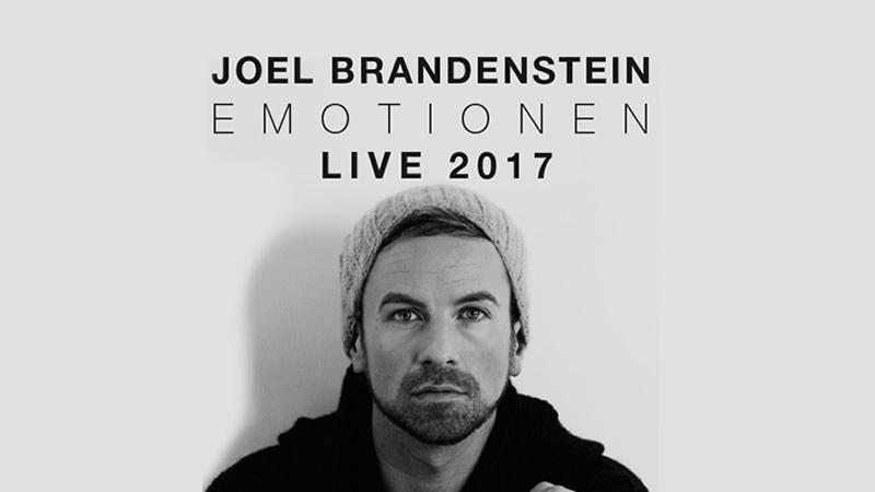 Joel Brandenstein – Ein Pop-Poet im Capitol Theater Düsseldorf
