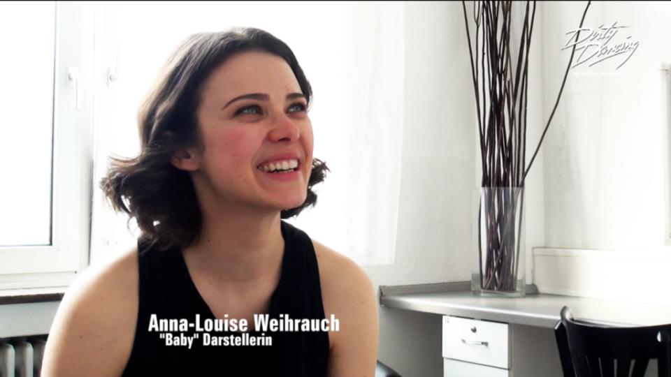 DIRTY DANCING – DAS ORIGINAL LIVE ON TOUR: Im Interview mit Anna-Louise Weihrauch