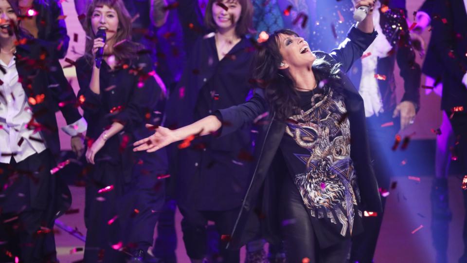 NENA feiert 40-jähriges Bühnenjubiläum mit großer TV-Gala