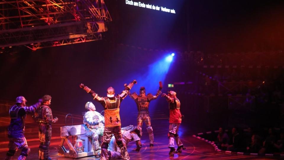 Bombastische Stimmung bei erster Sing-Along-Show im STARLIGHT EXPRESS-Theater
