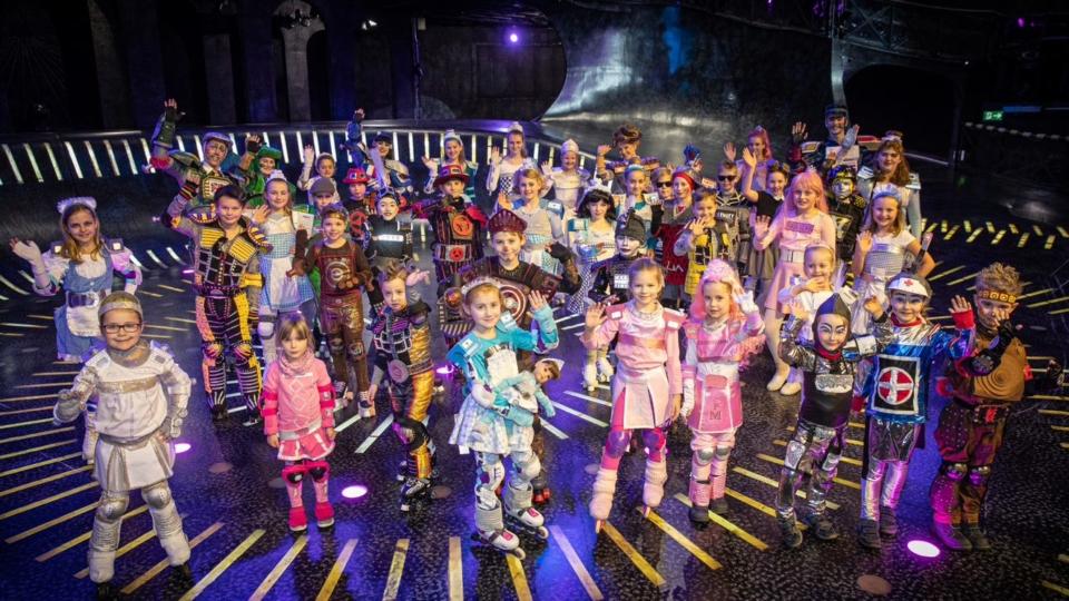 Kostüme für Kinder bei STARLIGHT EXPRESS