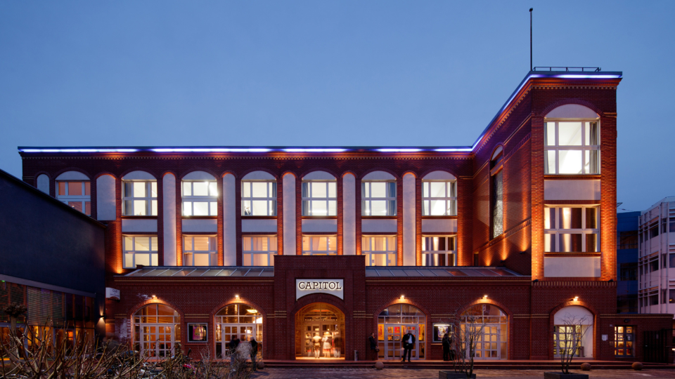 KulturKilometer Theater: Capitol Theater Düsseldorf