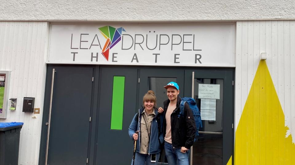 KulturKilometer Theater: Lea Drüppel Theater