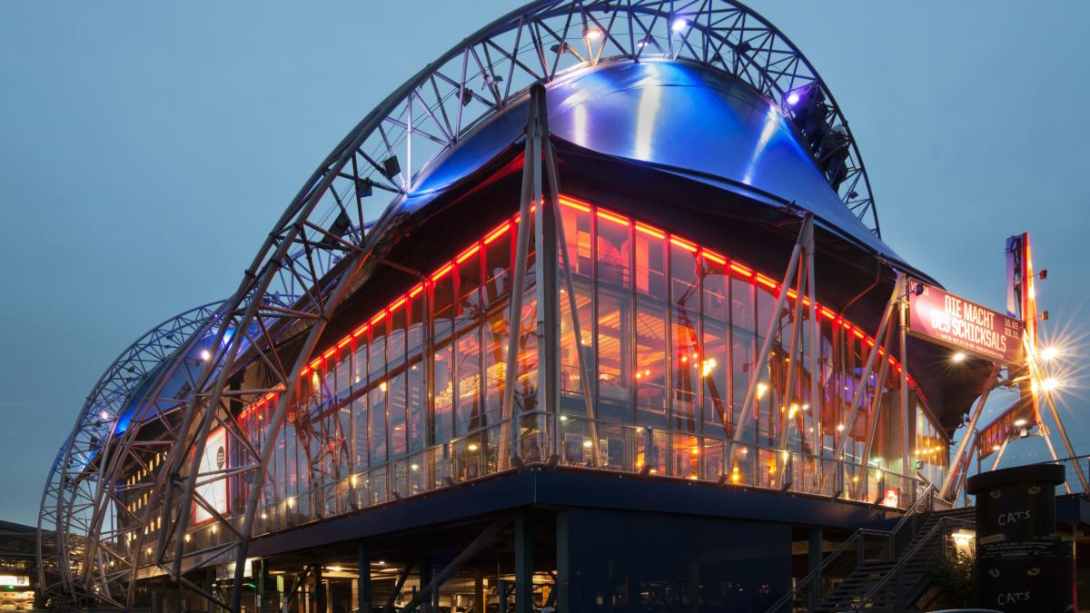 KulturKilometer Theater: Musical Dome Köln