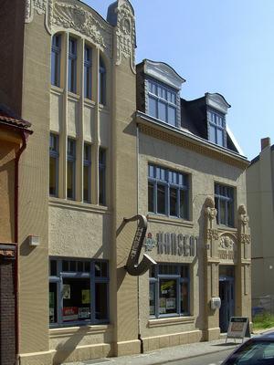 KulturKilometer Theater: Club Hanseat